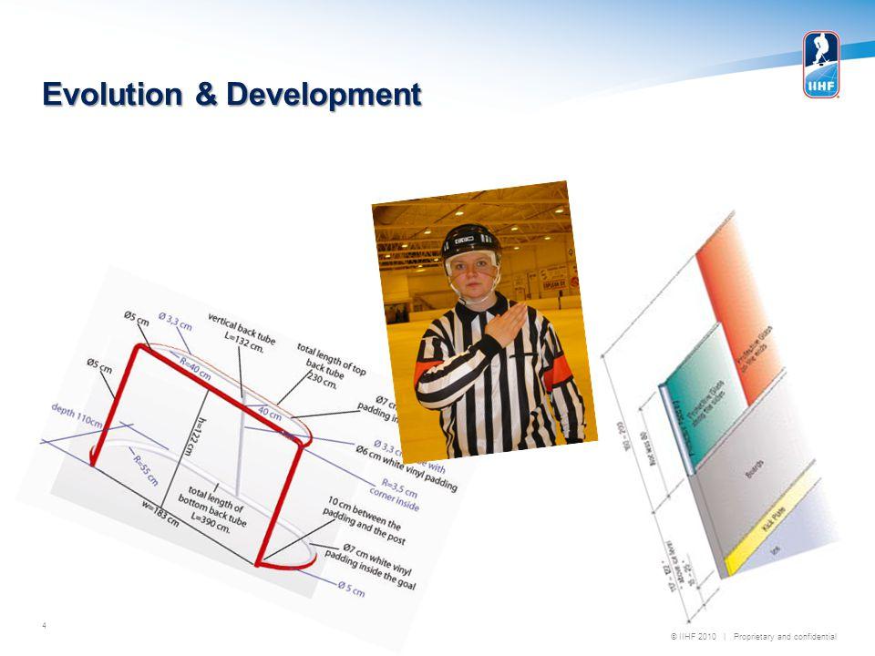 © IIHF 2010   Proprietary and confidential The 2014 IIHF Rule Book: Hybrid Icing 25