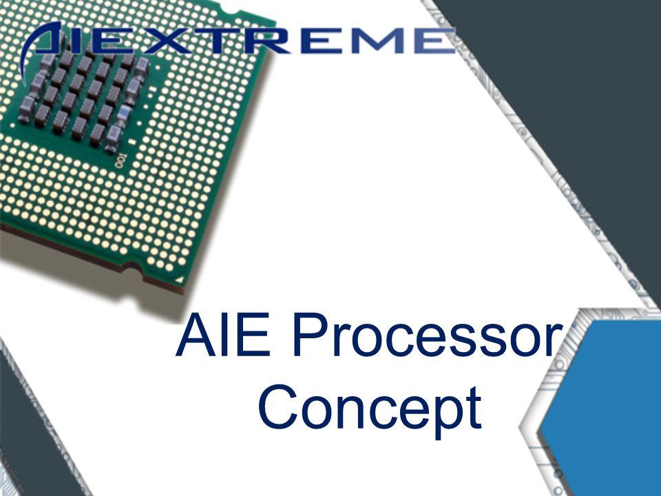 AIE Processor Concept