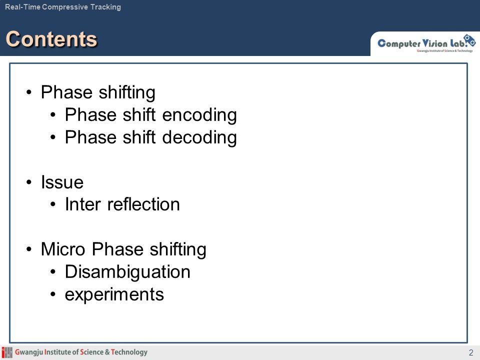 Micro Phase shifting 23
