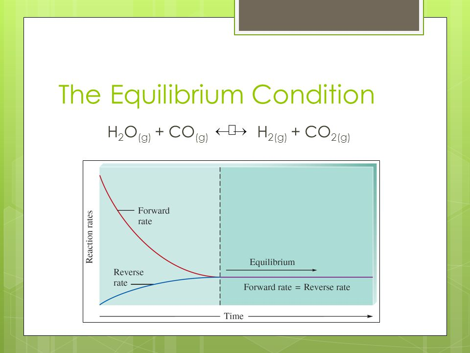 Equilibrium Example 4.What is Q. Q does not need to be calculated in this example.
