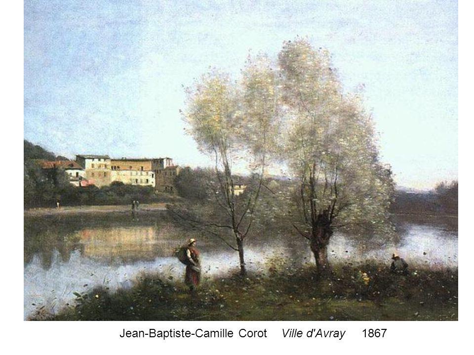 Jean-Baptiste-Camille Corot Ville d Avray 1867