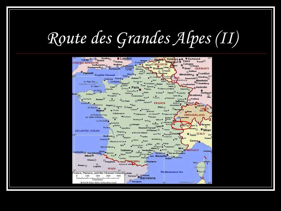 Route des Grandes Alpes (II)