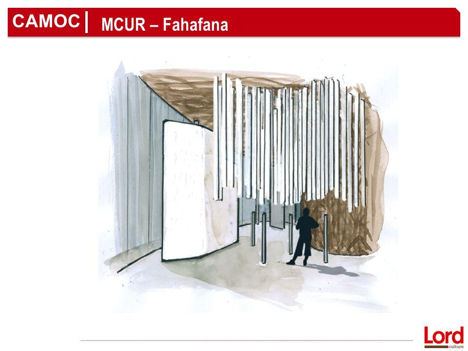 CAMOC MCUR – Fahafana