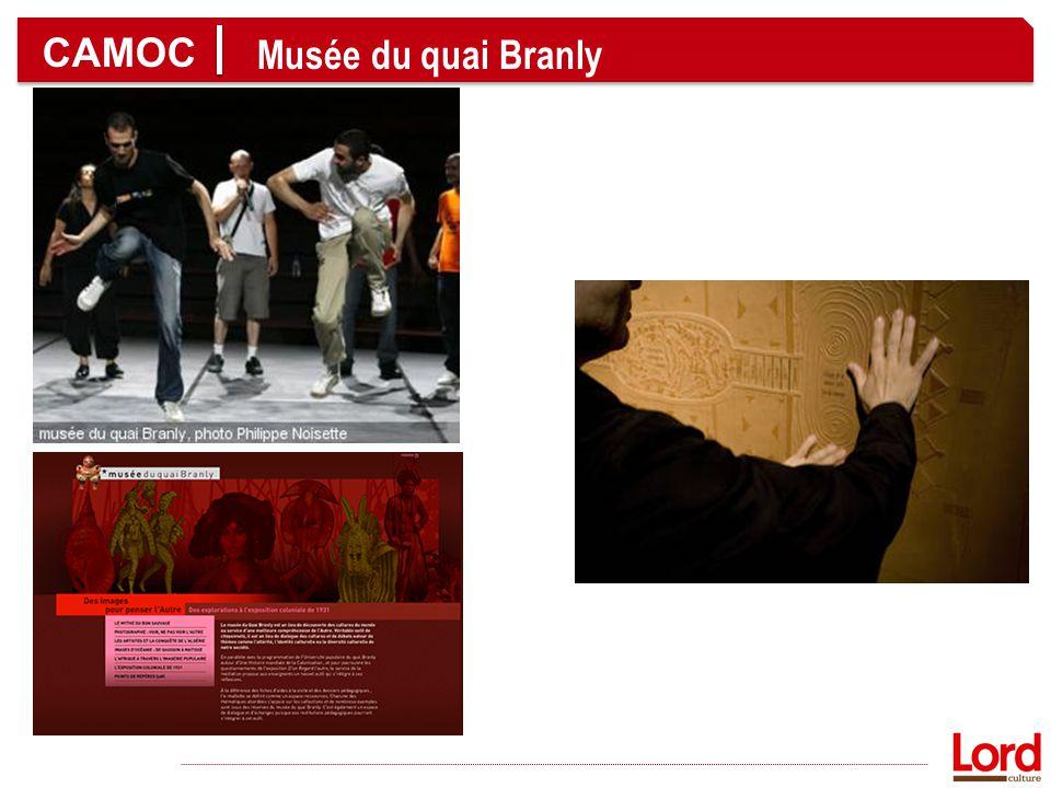 CAMOC Musée du quai Branly