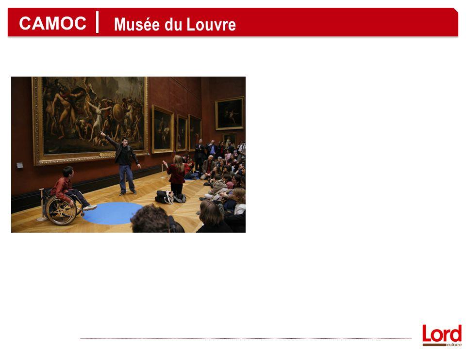 CAMOC Musée du Louvre