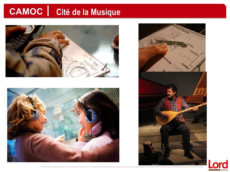 CAMOC Cité de la Musique