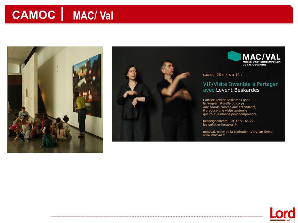 CAMOC MAC/ Val