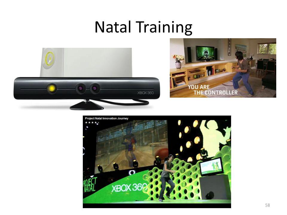 Natal Training 58