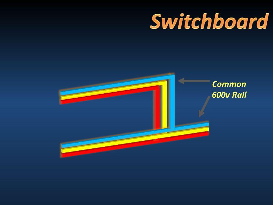 Common 600v Rail
