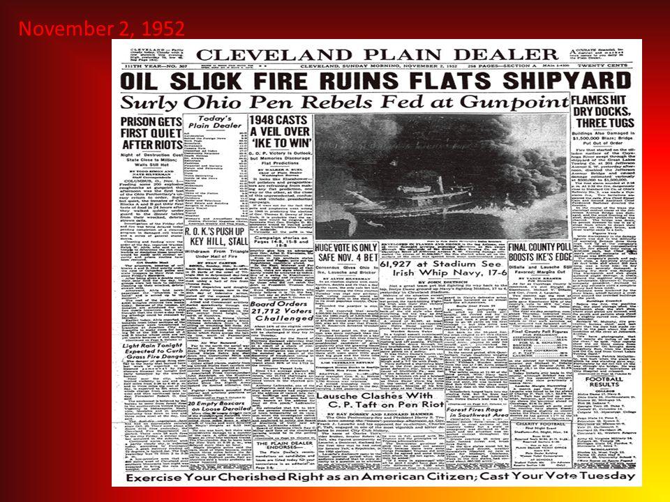 November 2, 1952