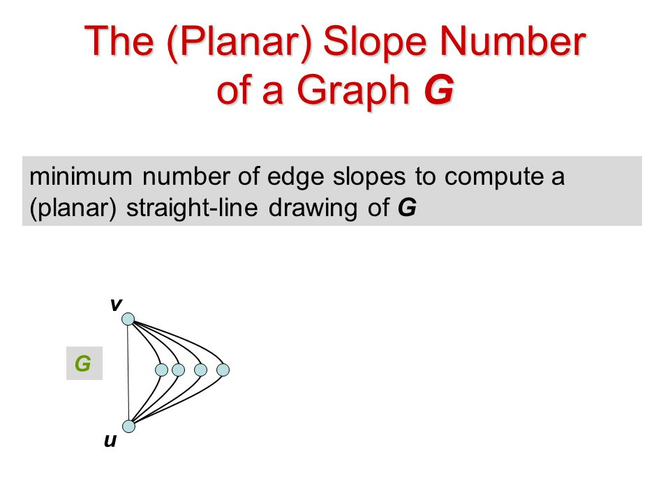 Overview of proof technique Prove o1p-sl(G)  ≤  Δ  for 2-connected o1p graphs Extend the result to 1-connected o1p graphs
