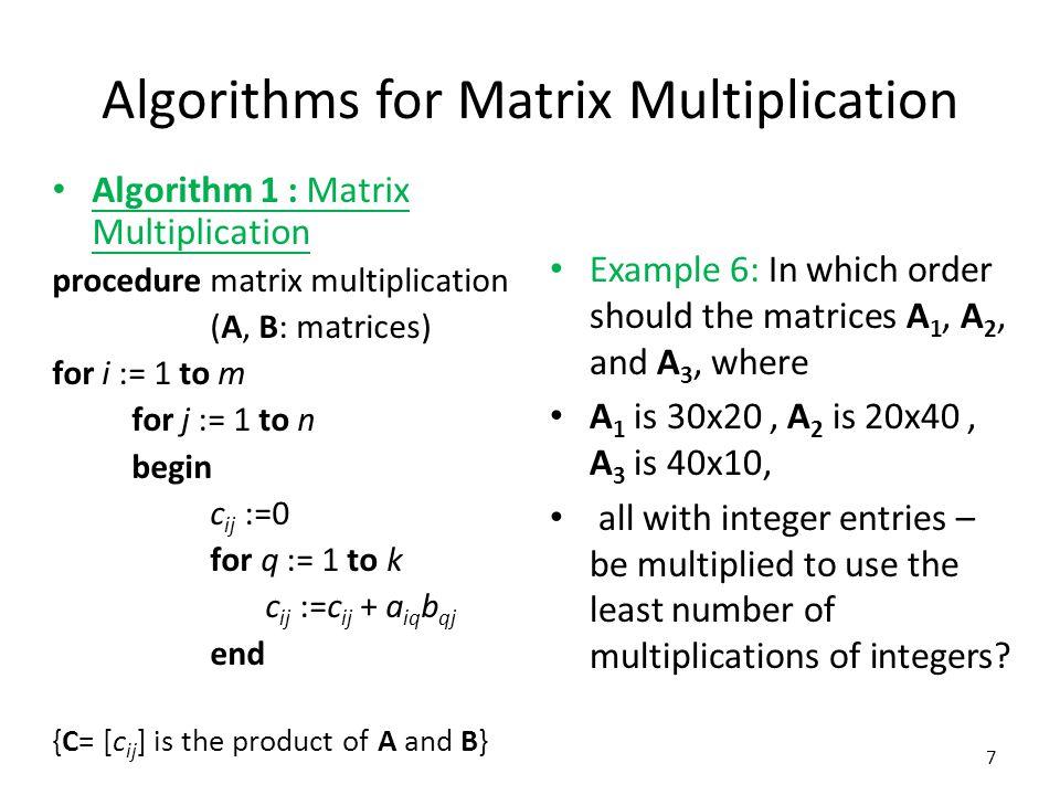 math worksheet : matrices multiplication  more information : Matrix Multiplication Worksheet