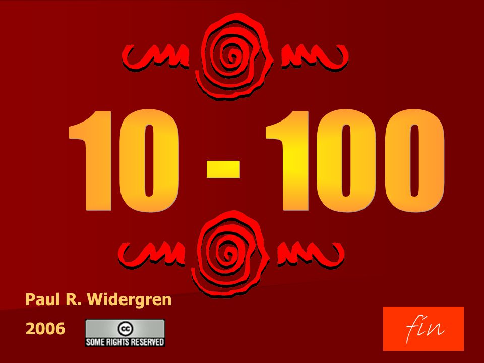 fin Paul R. Widergren 2006