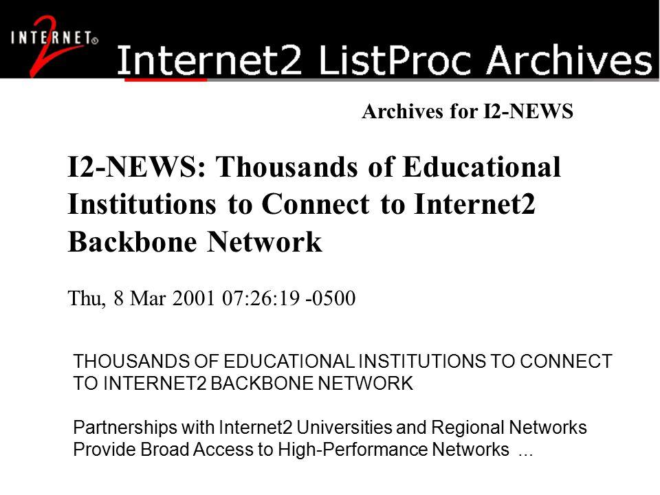 4 1969: ARPAnet:+ CS research community 1987: NSFnet:+ Research Universities Early '90's:+ Very few pilot K12 & CC sites 'Privatization':+ business & gov't etc.