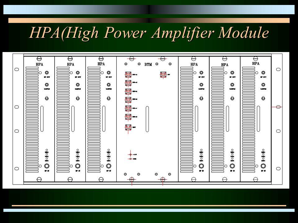 HPA(High Power Amplifier Module
