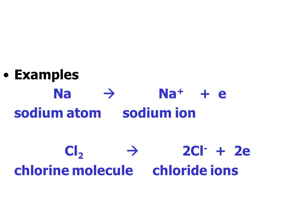 Ionic Bonds Some substances are made up of ions. Ions can be positively or negatively charged.