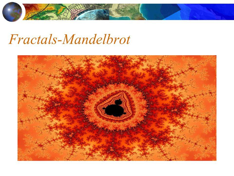 Fractals-Mandelbrot