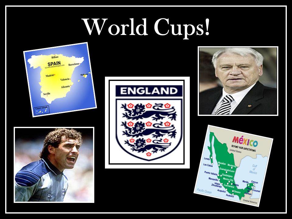 World Cups!