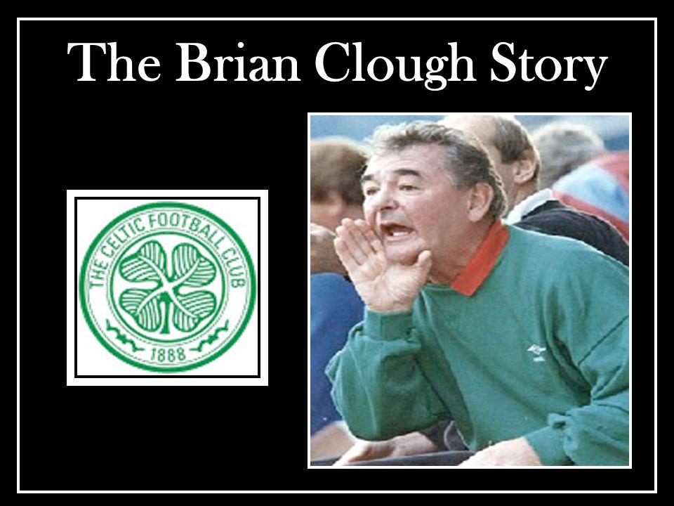 The Brian Clough Story