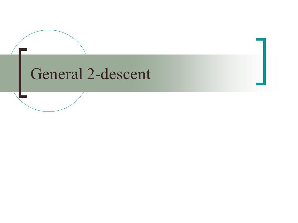 General 2-descent