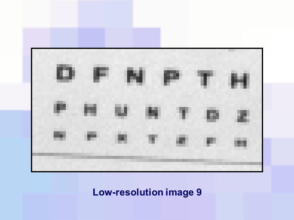 Low-resolution image 9