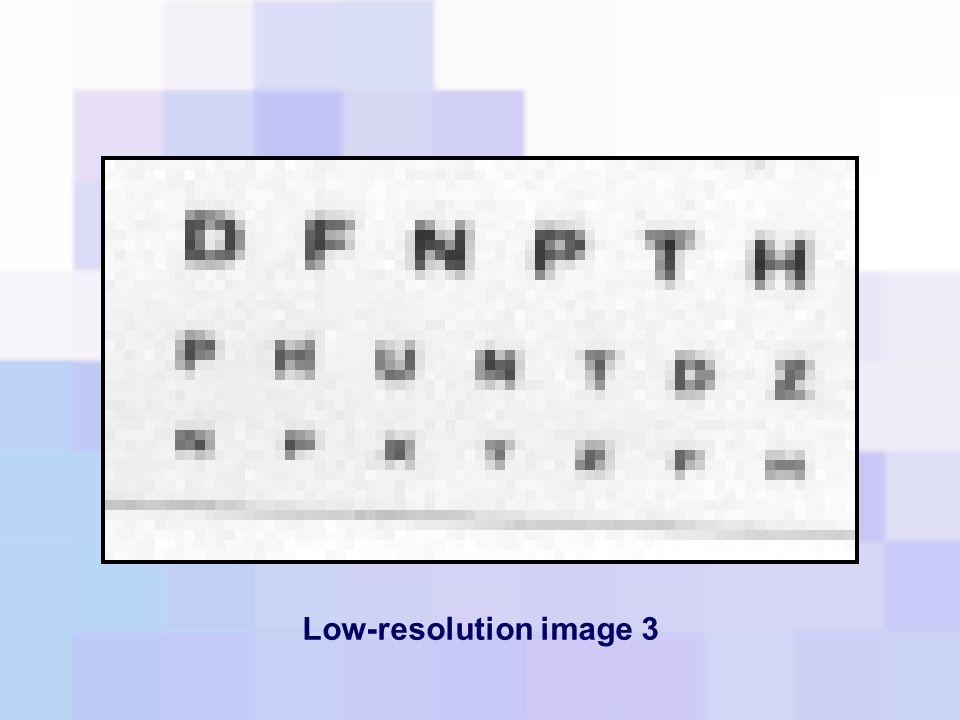 Low-resolution image 3
