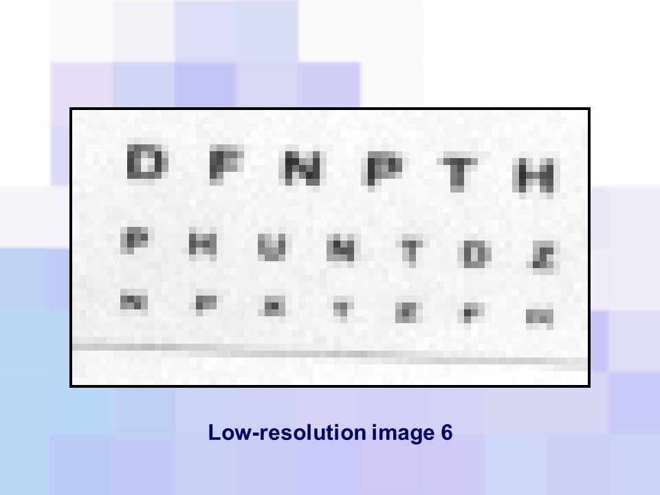 Low-resolution image 6