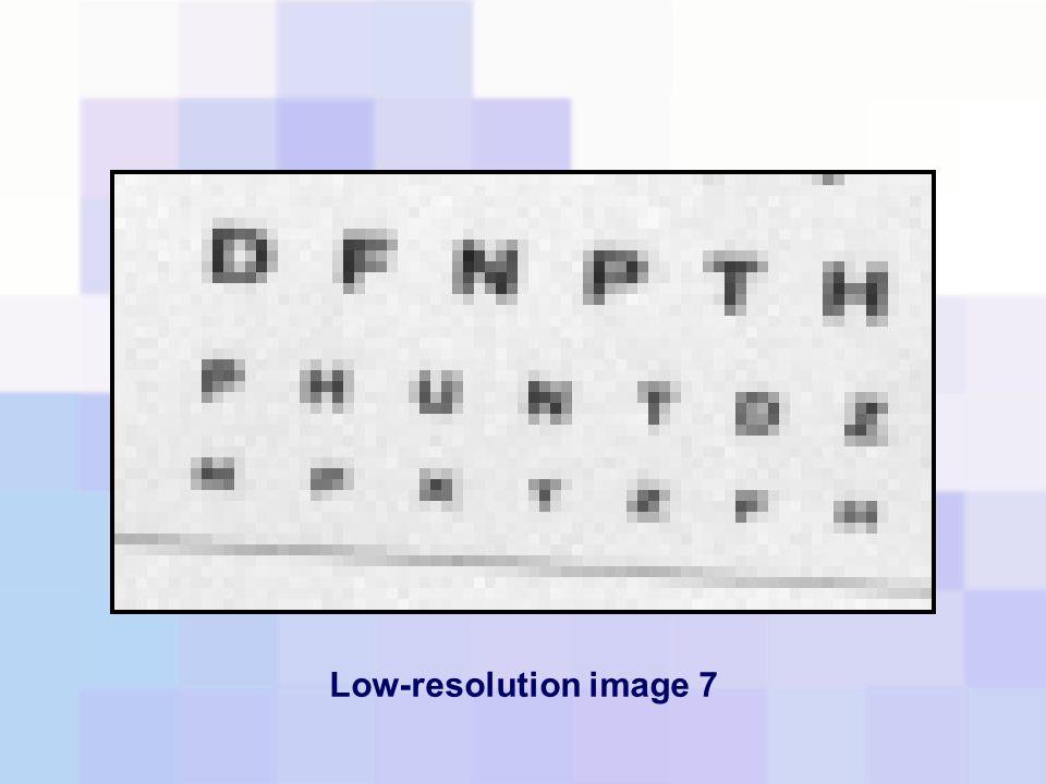 Low-resolution image 7
