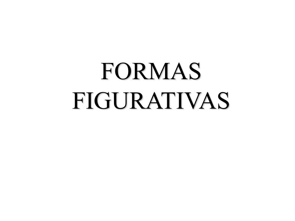 FORMAS FIGURATIVAS
