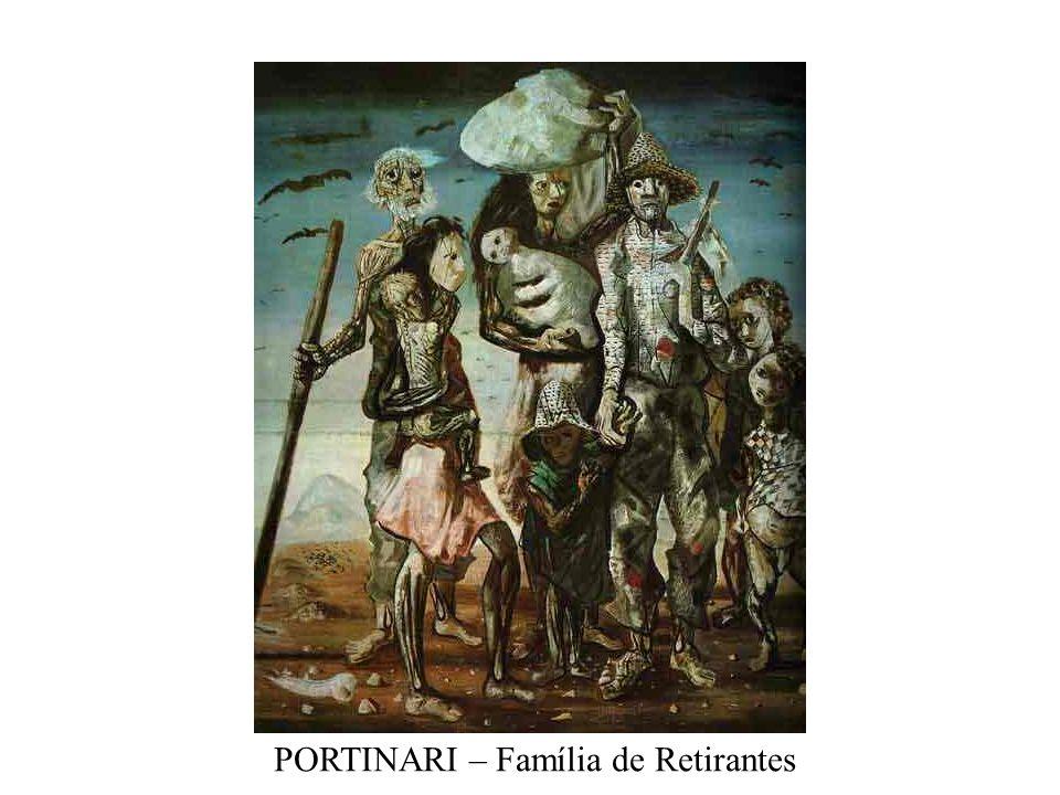 PORTINARI – Família de Retirantes