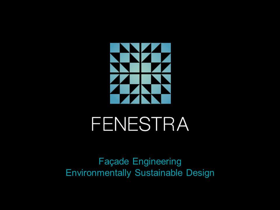 Façade Engineering Environmentally Sustainable Design