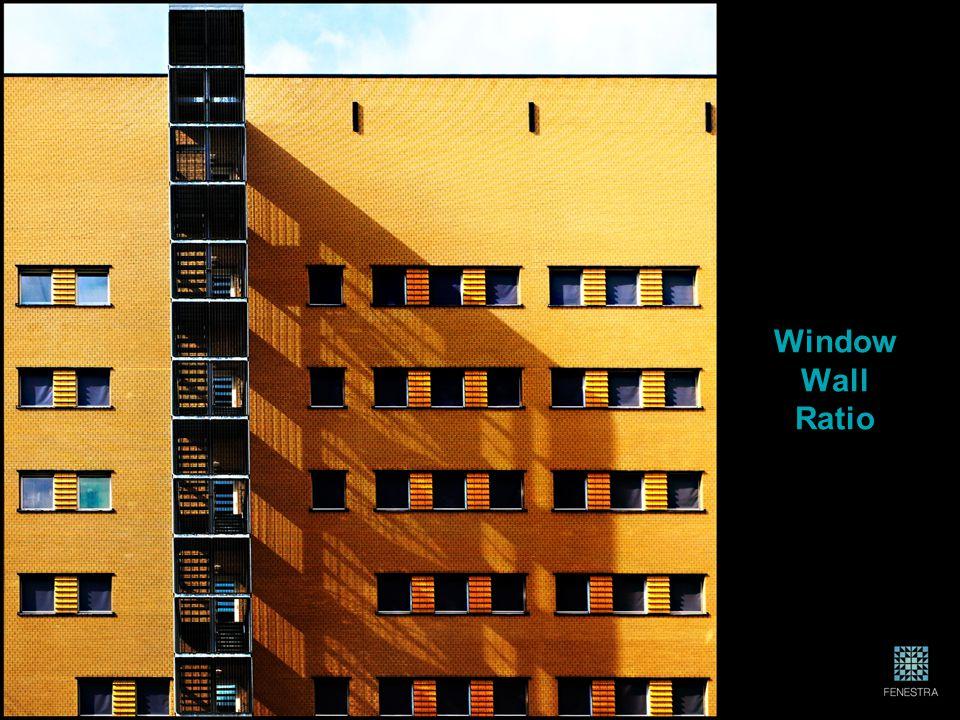 Window Wall Ratio
