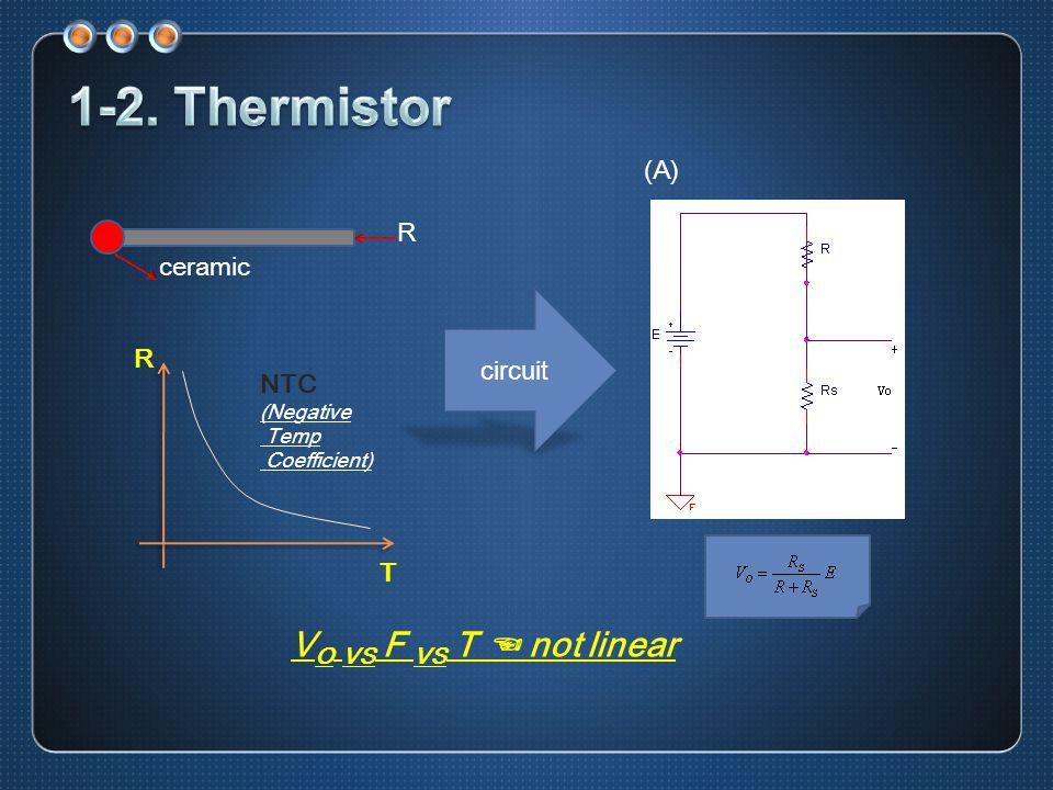 (B) (C) bridge circuit (D) linearriation R linear range
