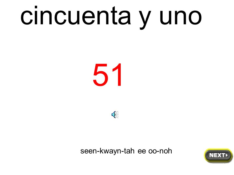 cincuenta 50 seen-kwayn-tah