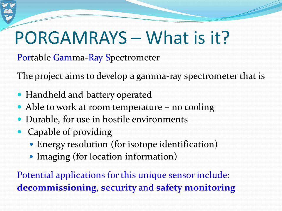 PORGAMRAYS – What is it.