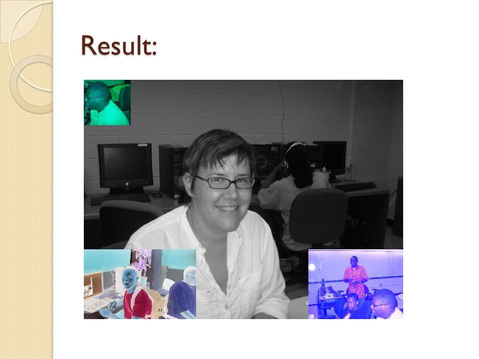 Result: