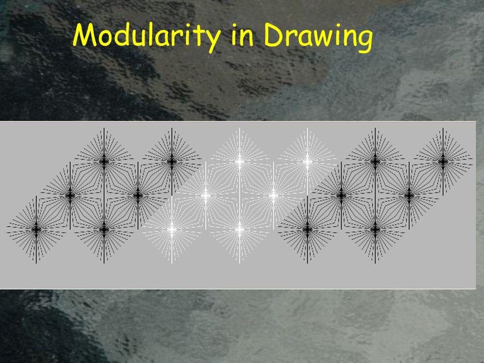 Modularity in Drawing
