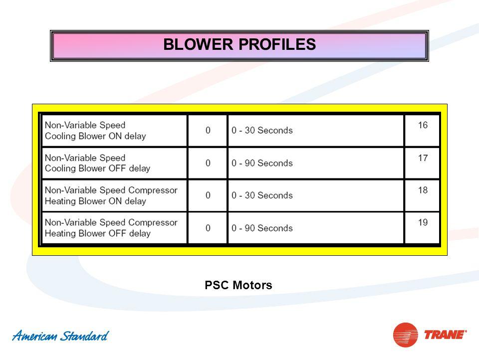 PSC Motors
