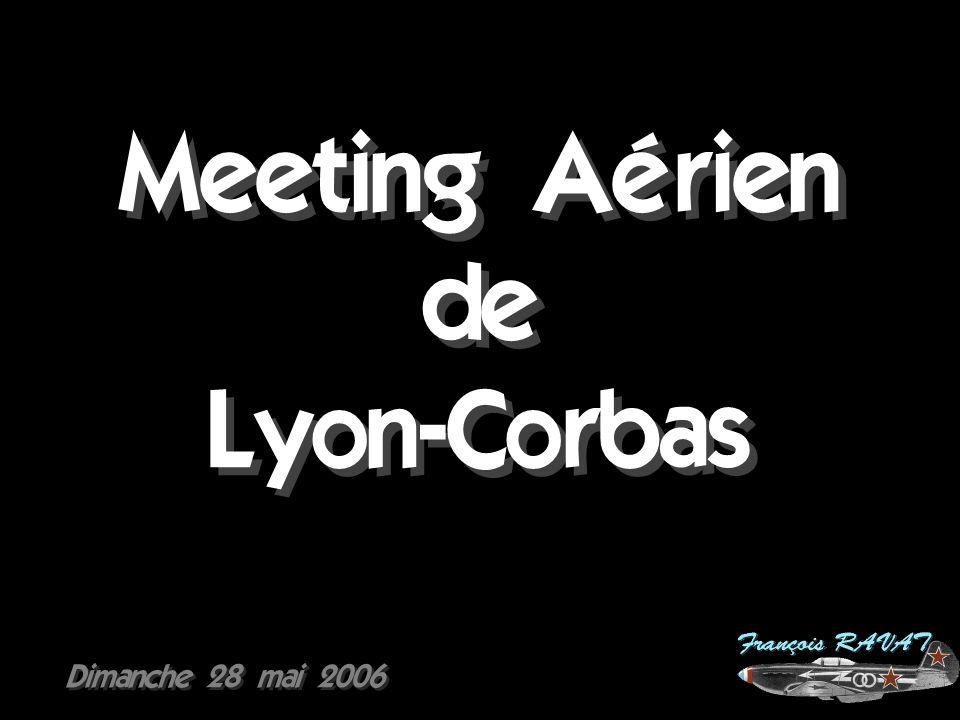 Meeting Aérien de Lyon-Corbas Dimanche 28 mai 2006