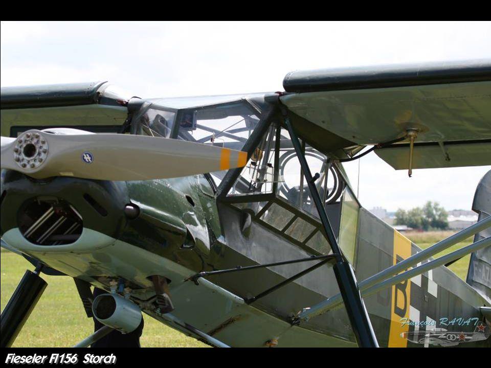 Fieseler FI156 Storch