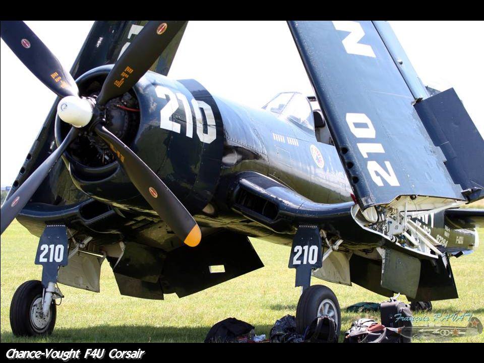 Chance-Vought F4U Corsair