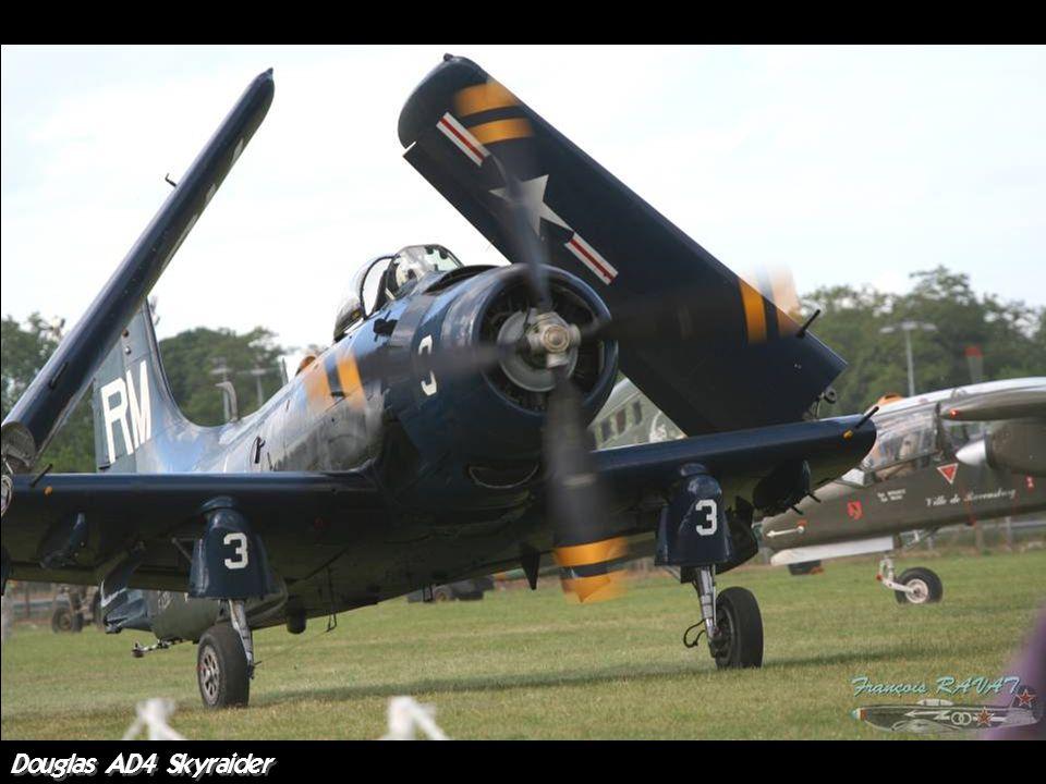 Douglas AD4 Skyraider