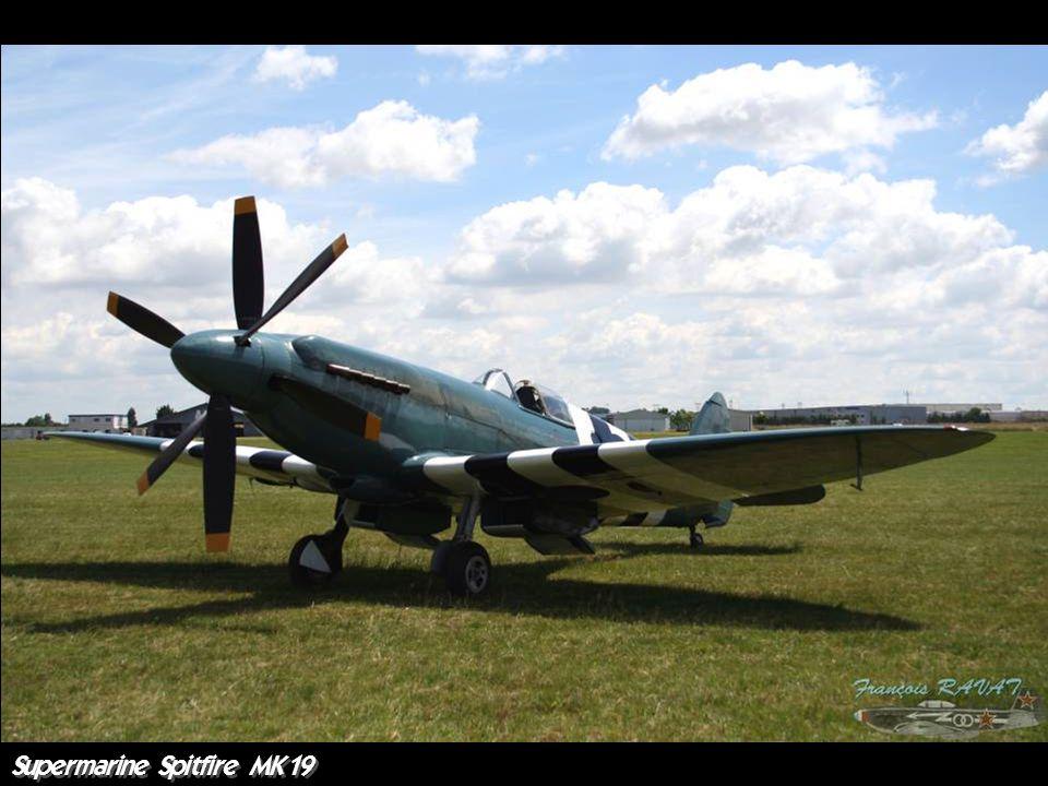 Supermarine Spitfire MK19