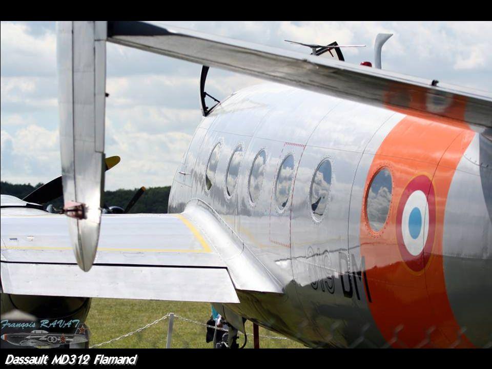 Dassault MD312 Flamand