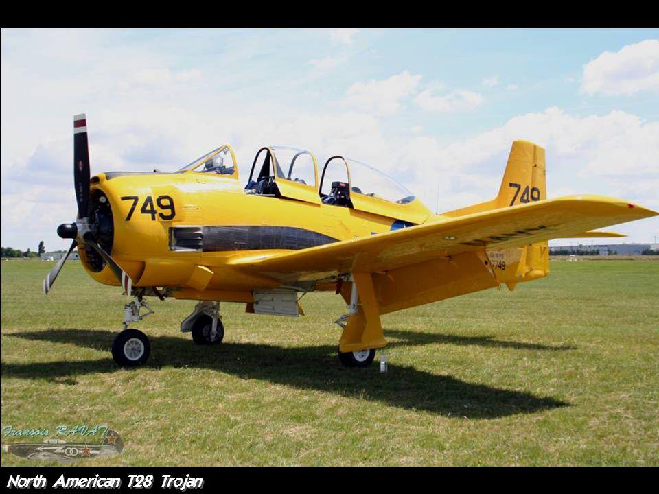 North American T28 Trojan