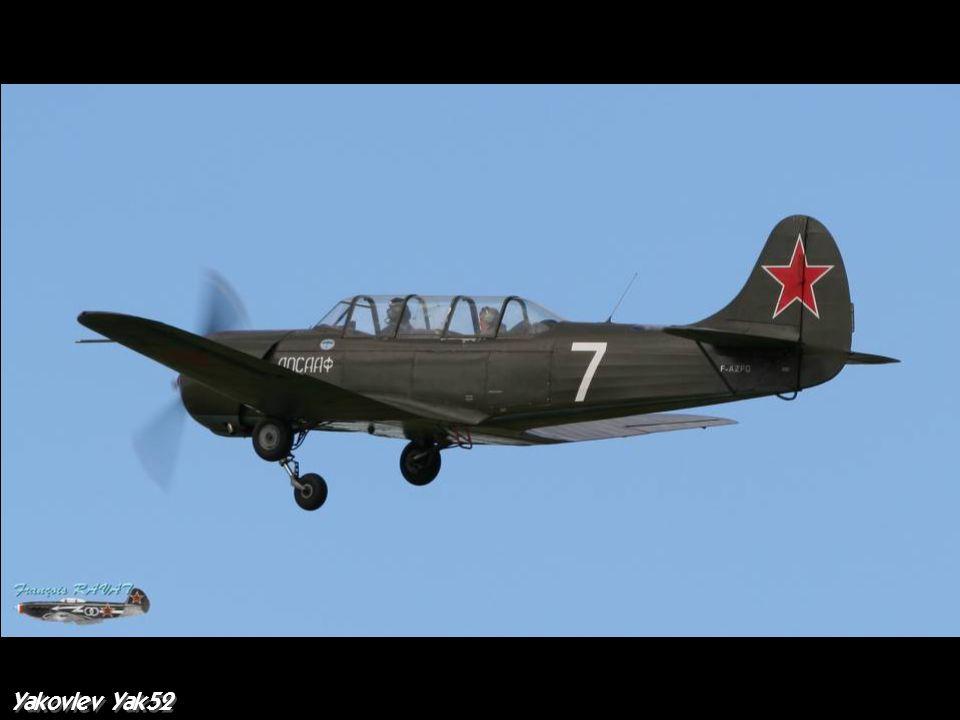 Yakovlev Yak52
