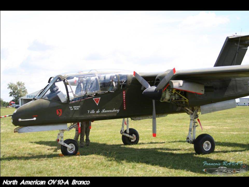 North American OV10-A Bronco
