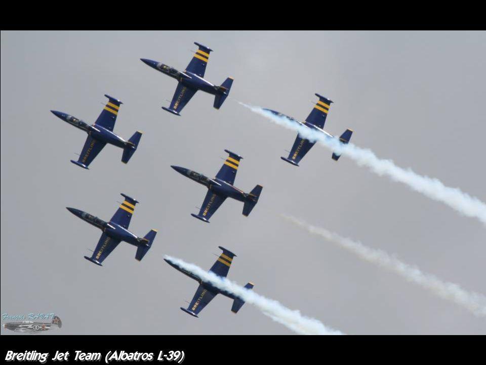 Breitling Jet Team (Albatros L-39)