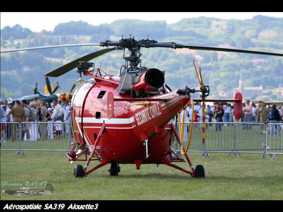 Aérospatiale SA319 Alouette3