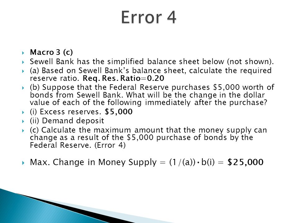 Macro 1 (e) (ii)  (e) Now assume instead that the government and the Federal Reserve take no policy action in response to the recession.